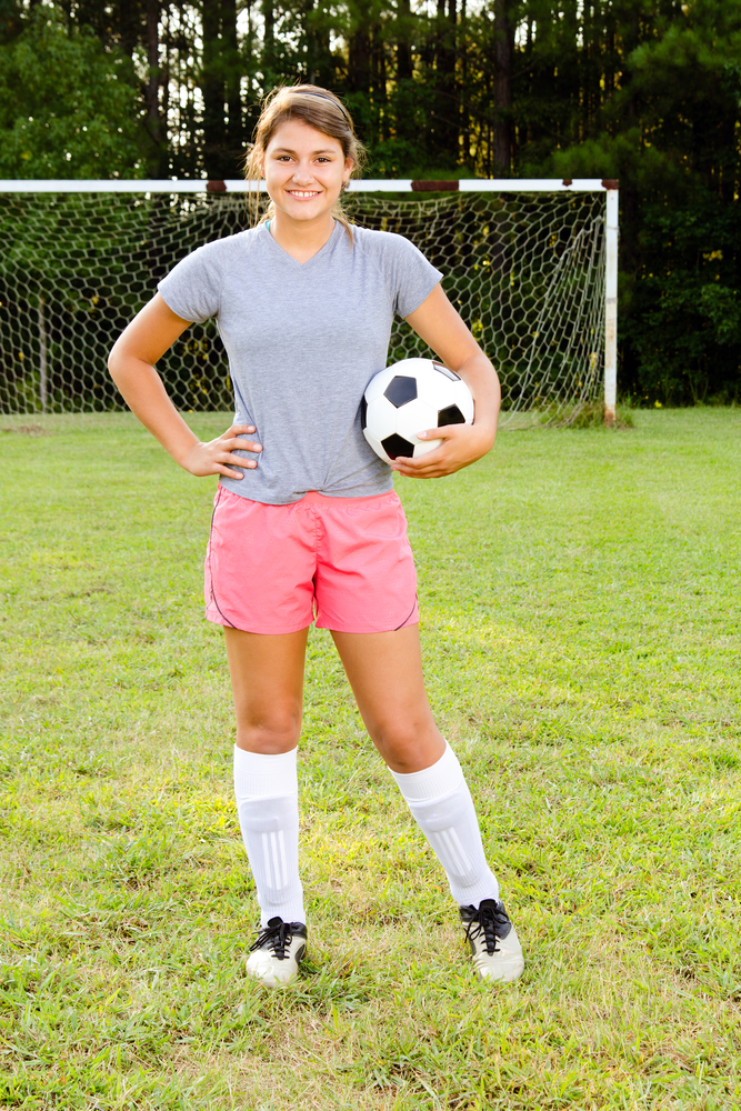 Trainer and soccer player